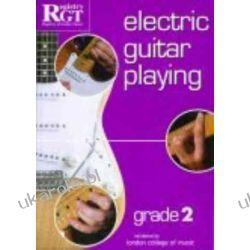Electric Guitar Playing: Grade Two Kalendarze ścienne