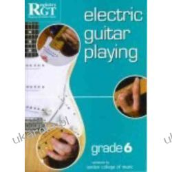 Electric Guitar Playing: Grade Six Kalendarze ścienne