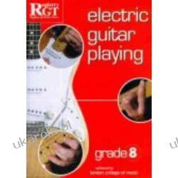 Electric Guitar Playing: Grade Eight Kalendarze ścienne