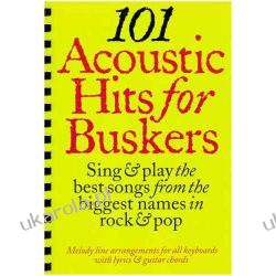 101 Acoustic Hits For Buskers Mlc Pozostałe