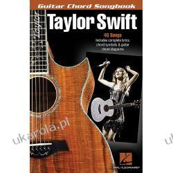 Swift Taylor Guitar Chord Songbook Gtr Bk