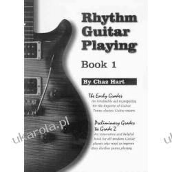 Rhythm Guitar Playing: The Early Grades - Preliminary to Grade 2 Bk.1 Pozostałe