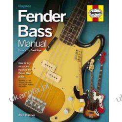 Fender Bass Manual: How to Buy, Maintain and Set Up the Fender Bass Guitar Kalendarze ścienne