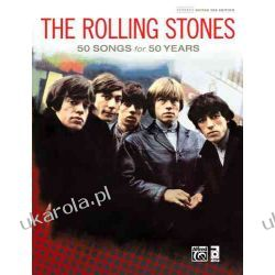 The Rolling Stones -- Best of the ABKCO Years: Authentic Guitar TAB (Hardcover Book) (Authentic Guitar Tab Edition) Pozostałe