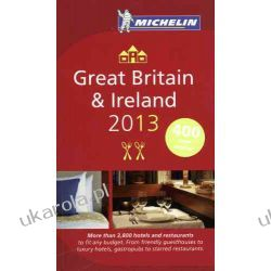 Michelin Guide Great Britain & Ireland 2013: Hotels & Restaurants Kalendarze ścienne