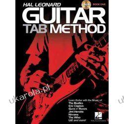 Hal Leonard Guitar Tab Method - Book One Kalendarze ścienne
