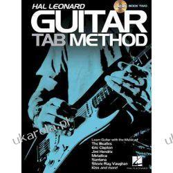 Hal Leonard Guitar Tab Method: Book Two
