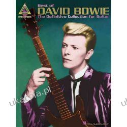 David Bowie - Best of - the Definitive Collection: Guitar Tab Pozostałe