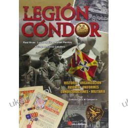 LEGION CONDOR (Spanish) Kalendarze książkowe
