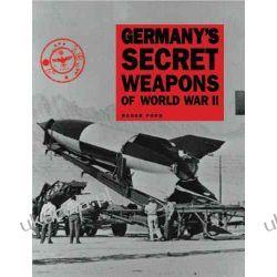 Germany's Secret Weapons of World War II Kalendarze ścienne