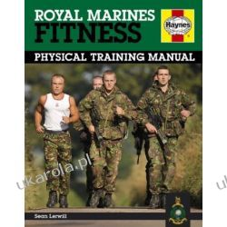Royal Marines Fitness: Physical Training Manual Kalendarze ścienne