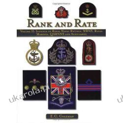 Insignia of Royal Naval Ratings, WRNS, Royal Marines, QARNNS and Auxiliaries Rank and Rate: v. II: 2