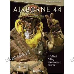 """Airborne Normandy: 12"""" Inch Action Figures - US and British Paratroopers Pozostałe"""