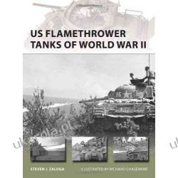 US Flamethrower Tanks of World War II (New Vanguard) Kalendarze książkowe