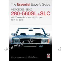 Mercedes-Benz 280SL-560SL Roadsters (Essential Buyer's Guide) (Essential Buyer's Guide) (Essential Buyer's Guide Series) Broń palna