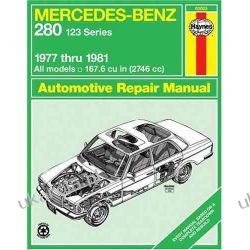 Mercedes Benz 280 (Series 123) 1977-1981 Owner's Workshop Manual (Haynes Owners Workshop Manuals)