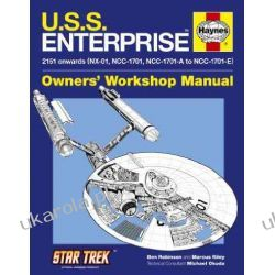 U.S.S. Enterprise Manual (Haynes Owners Workshop Manual) Zagraniczne