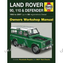 Land Rover 90, 110 and Defender Diesel Owners Workshop Manual Manual: 1983 to 2007 (Haynes Service and Repair Manuals) Pozostałe