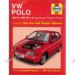 VW Polo (1994-99) Service and Repair Manual (Haynes Service and Repair Manuals)