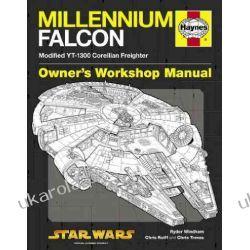 Millennium Falcon Manual: 1977 Onwards (Modified YT-1300 Corellian Freighter) (Owners Workshop Manual)  Kalendarze ścienne