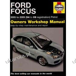 Ford Focus Petrol Service and Repair Manual: 2005 to 2009 (Haynes Service and Repair Manuals) Broń pancerna