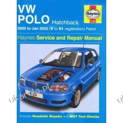 VW Polo Hatchback Petrol Service and Repair Manual: 2000-2002 (Haynes Service and Repair Manuals)