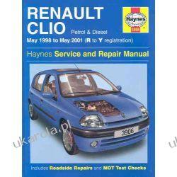 Renault Clio Service and Repair Manual (May 98-01) (Haynes Service and Repair Manuals)