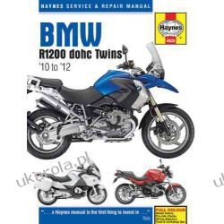 BMW R1200 Dohc Air-cooled Service and Repair Manual: 2010-2012 (Haynes Service and Repair Manuals)