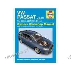 VW Passat Diesel Service and Repair Manual: 2005 to 2010 (Haynes Service and Repair Manuals)