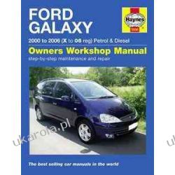 Ford Galaxy Petrol & Diesel Service and Repair Manual: 2000-2006 (Haynes Service and Repair Manuals)