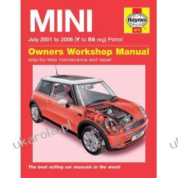 Mini (Petrol) Service and Repair Manual: 2001 to 2006 (Haynes Service and Repair Manuals)