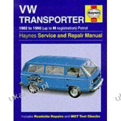 VW Transporter (82-90) Service and Repair Manual Krajobrazy
