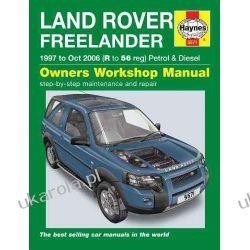 Land Rover Freelander Service and Repair Manual: 1997-2006 (Haynes Service and Repair Manuals) Biografie, wspomnienia