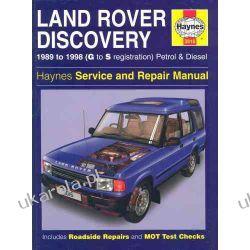 Land Rover Discovery Petrol and Diesel Service and Repair Manual: 1989-1998 (Haynes Service and Repair Manuals) Kalendarze ścienne