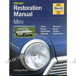Mini Restoration Manual (Haynes Resto Series) Zagraniczne