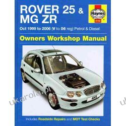 Rover 25 and MG ZR Petrol and Diesel: 99-06 (Haynes Service and Repair Manuals) Ryby