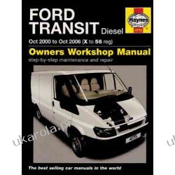 Ford Transit Diesel Service and Repair Manual: 2000 to 2006 (Haynes Service and Repair Manuals) Kalendarze ścienne