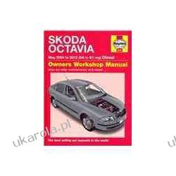 Skoda Octavia Diesel Service and Repair Manual: 04-12 (Haynes Service and Repair Manuals) Kalendarze ścienne