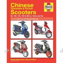 Chinese Scooters Service and Repair Manual (Haynes Service and Repair Manuals) Literatura