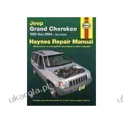 Jeep Grand Cherokee 1993 - 2004 Haynes Repair Manual Literatura