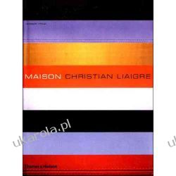 Maison: Christian Liaigre Szydełkowanie i robótki na drutach