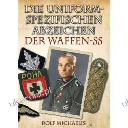Die uniformspezifischen Abzeichen der Waffen-SS  Kalendarze książkowe