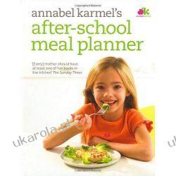 After-School Meal Planner Kalendarze ścienne