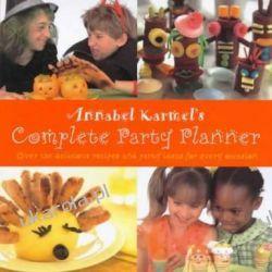 Annabel Karmel's Complete Party Planner Zdrowie, pierwsza pomoc
