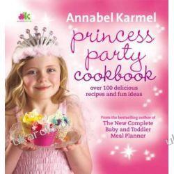 Princess Party Cookbook Zdrowie, pierwsza pomoc