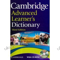 Cambridge Advanced Learner's Dictionary with CD-ROM Historyczne