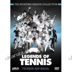The Sporting Greats Collection: Legends of Tennis - Federer and Nadal [DVD] Pozostałe