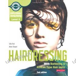 NVQ/SVQ Level 3 Hairdressing (with Barbering and African Type Hair Units), 2nd edition Kalendarze książkowe