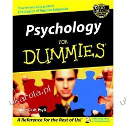 Psychology for Dummies Pozostałe