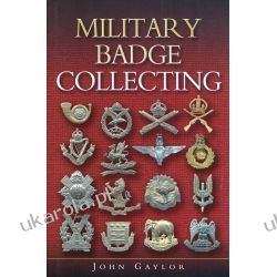 Military Badge Collecting Albumy o modzie